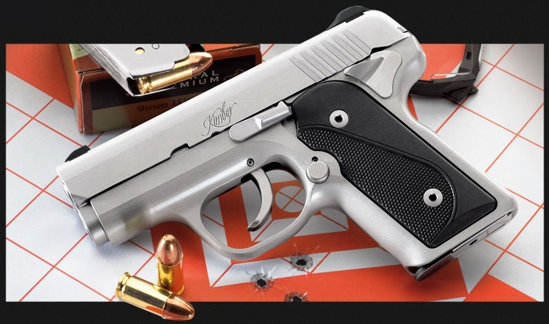Kimber Solo Stainless 9mm