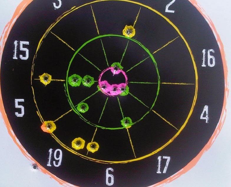 Visicolor Target