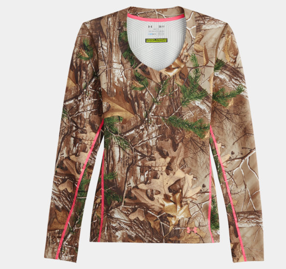 Under Armour Women's Camouflage