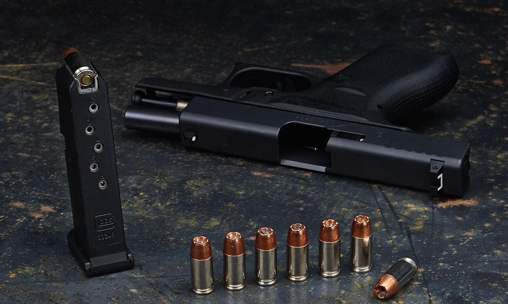 Glock Gen4 42 .380 ACP
