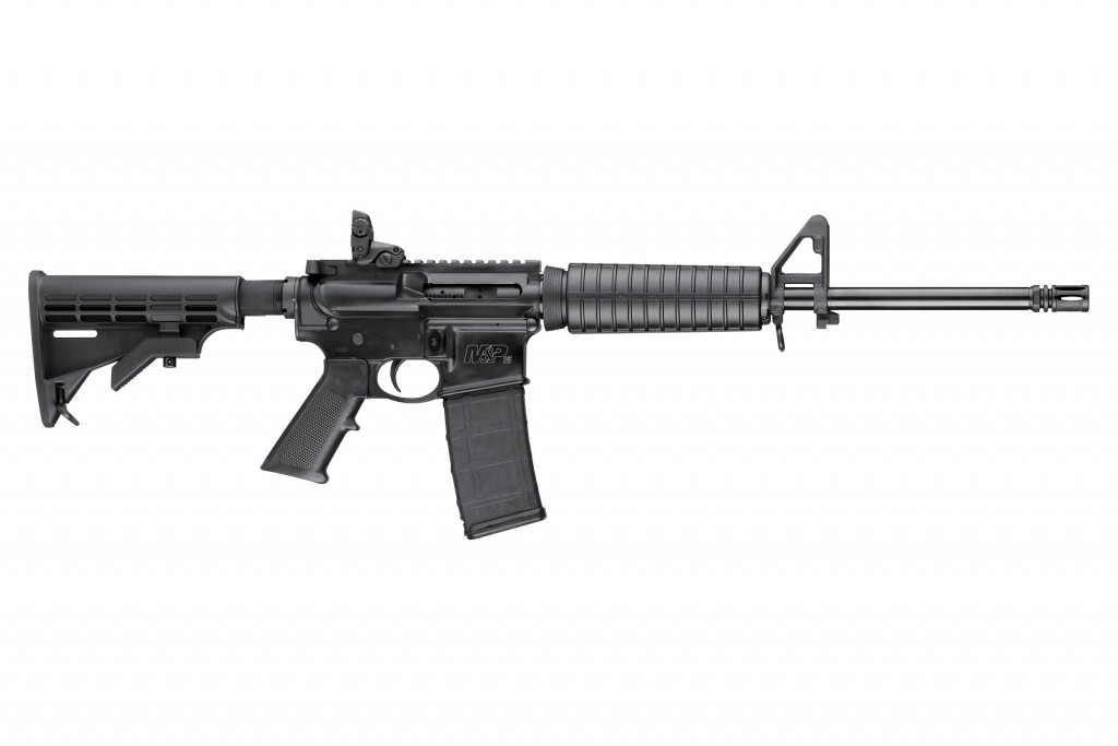 "Smith & Wesson M&P-15 Sport 5.56mm NATO 1:9"" Twist Rate"