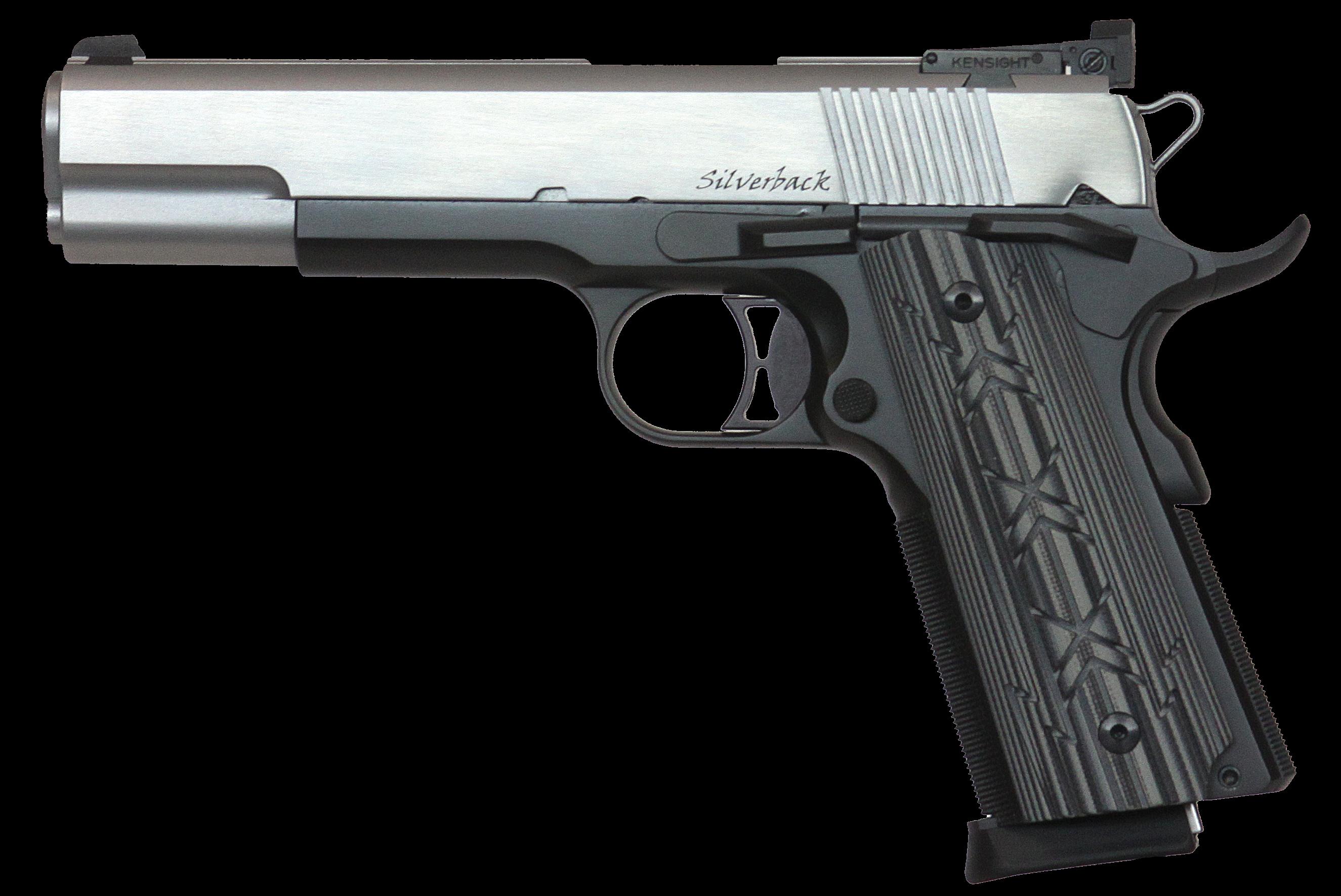 Dan Wesson Silverback 1911 .45 ACP & 10mm