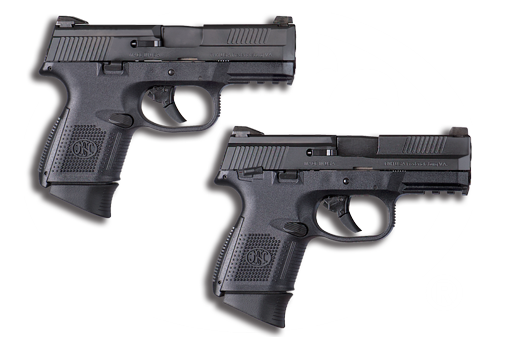 FNH FNS Compact 9mm & .40 S&W