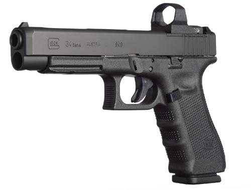 Glock M.O.S. Gen4 34 9mm