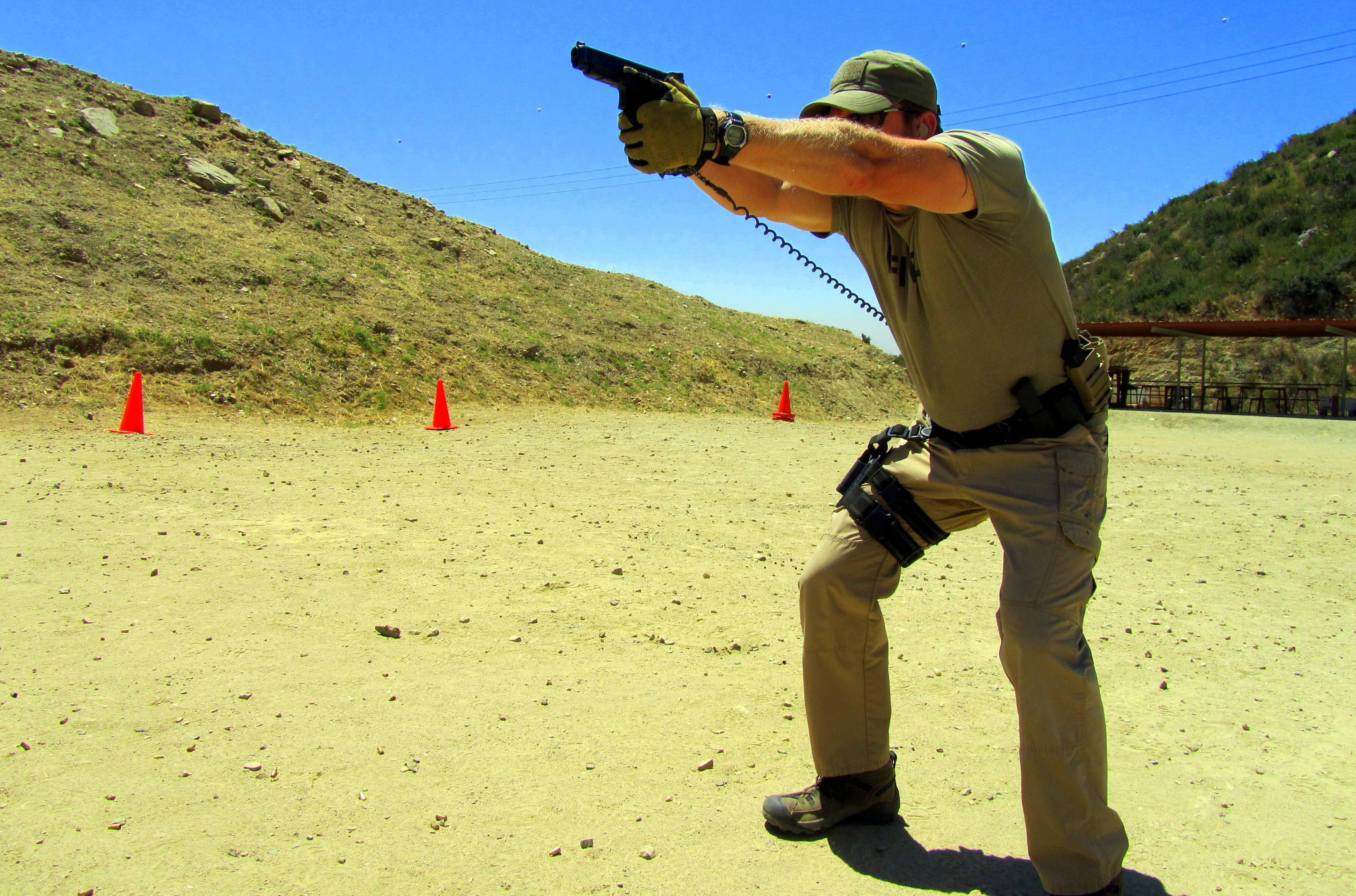 Shooting Stance For Women