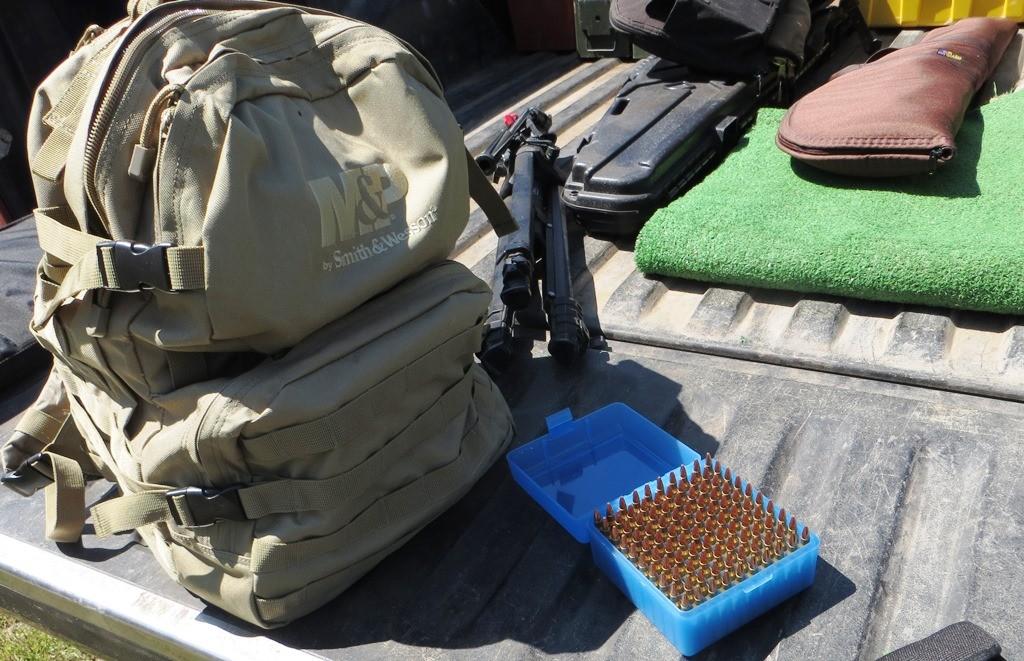 Reloads of .223 Remington - 23.7 Grains of Benchmark w/ Sierra Matchkings