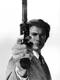 """Clint Eastwood in the iconic """"Dirty Harry"""" movie"""