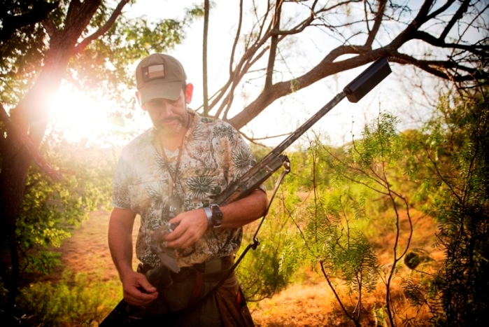 Dove Hunting with a Salvo-12 Suppressor