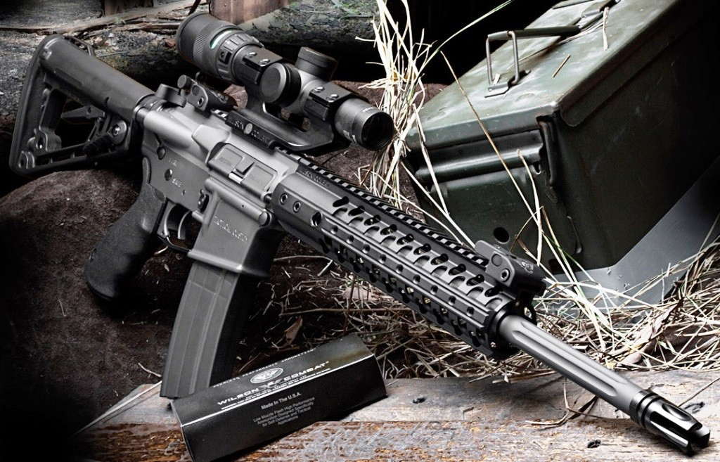 Wilson Combat Recon Tactical .300 AAC Blackout