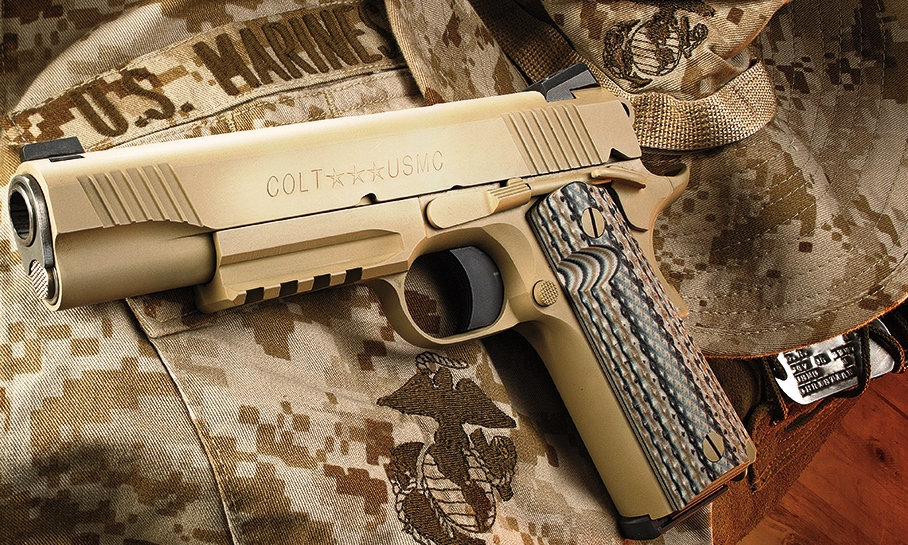 Colt M45A1 Close-Quarters Battle Pistol .45 ACP