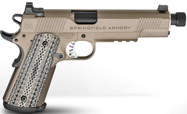 Springfield Armory Silent Operator