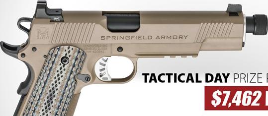 Springfield Armory Silent Operator