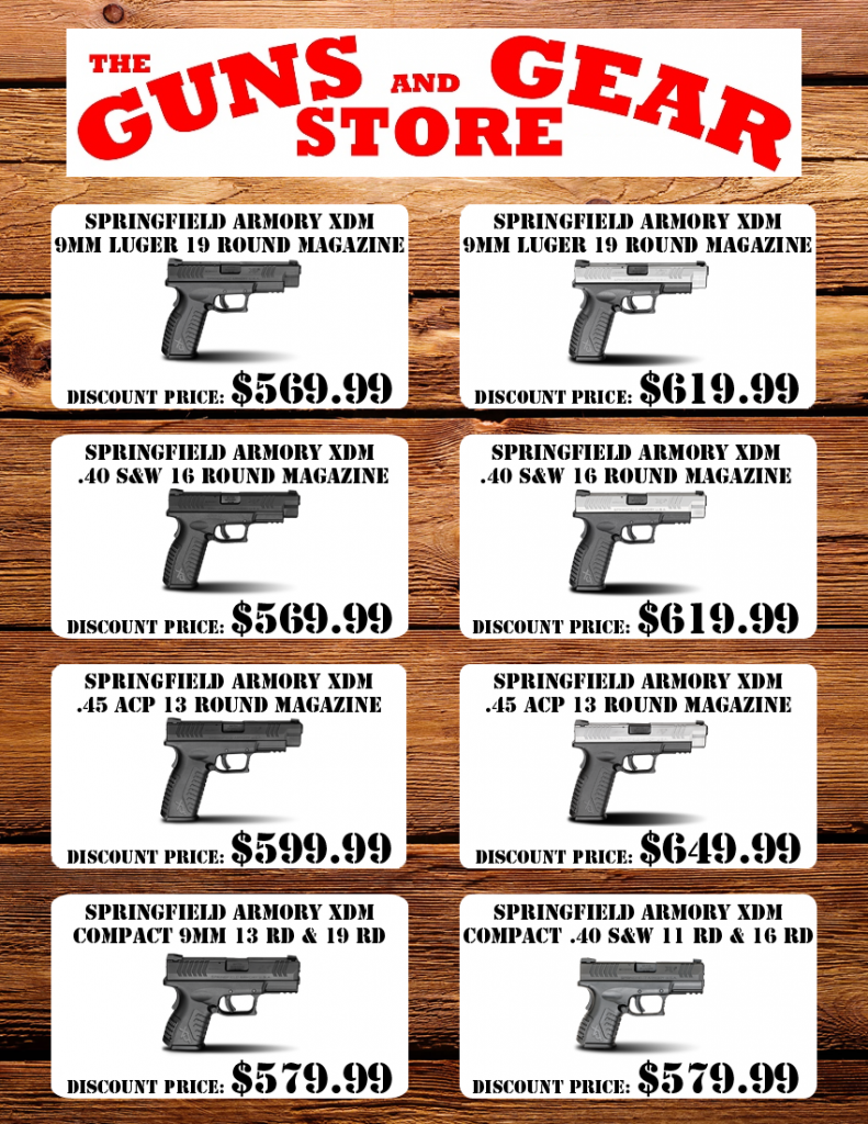 Springfield Armory AD September 2015 Page 1