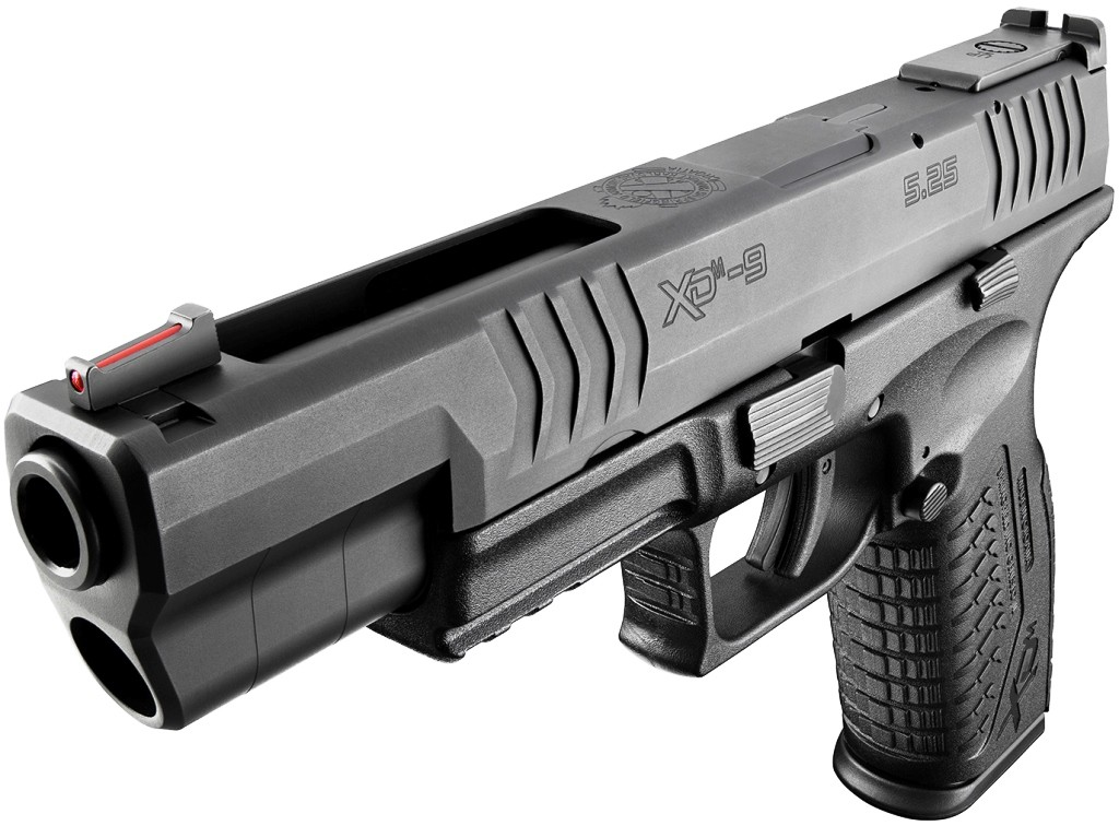 Springfield Armory XD(M)-9 Competition