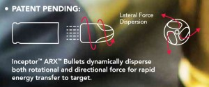 ARX Bullet Design